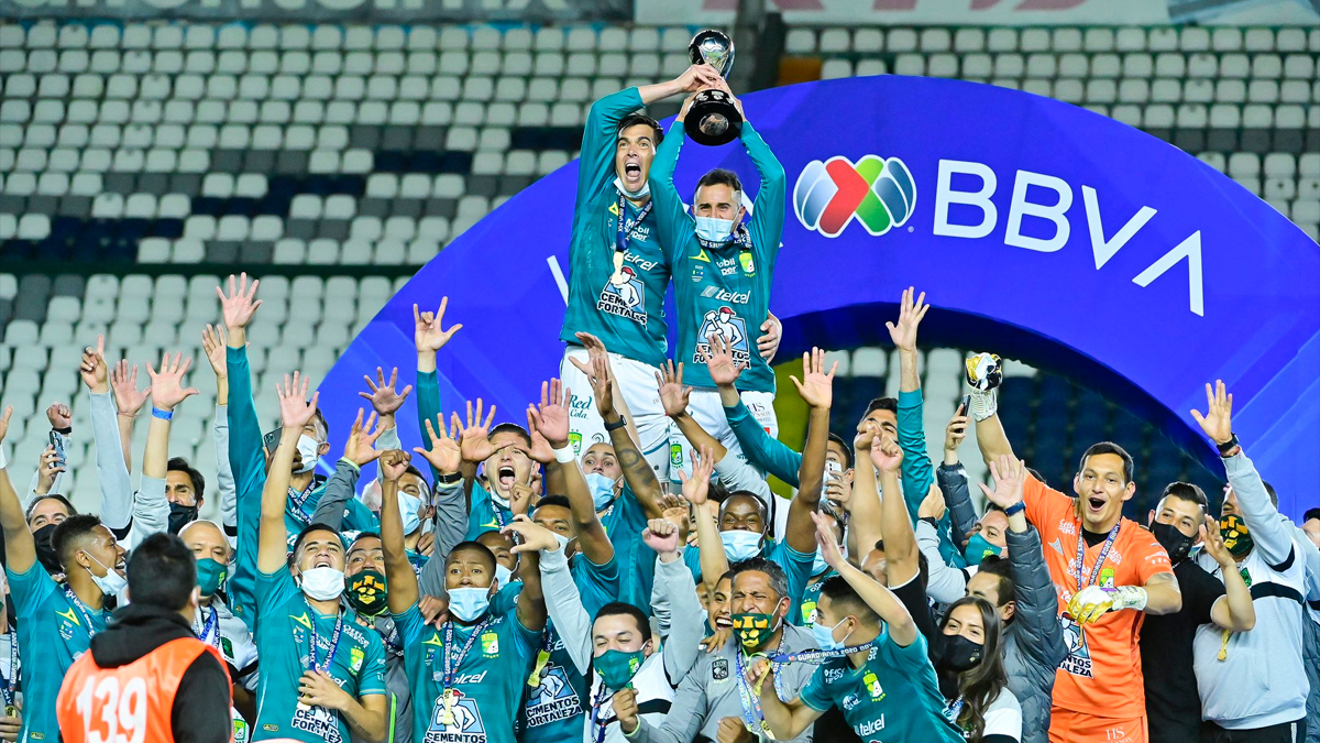 León es Campeón de la Liga Mx Guard1anes 2020