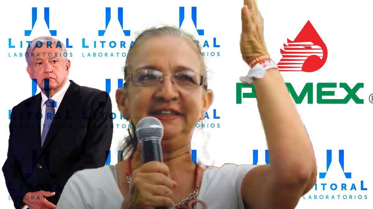 Pemex habría otorgado contratos millonarios a la prima de AMLO: Loret