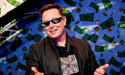 Elon Musk se convierte en el hombre más rico del MUNDO, superando a Jeff Bezos