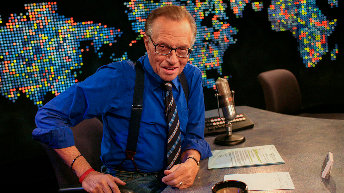 Larry King, icónico periodista, murió a los 87 años de edad