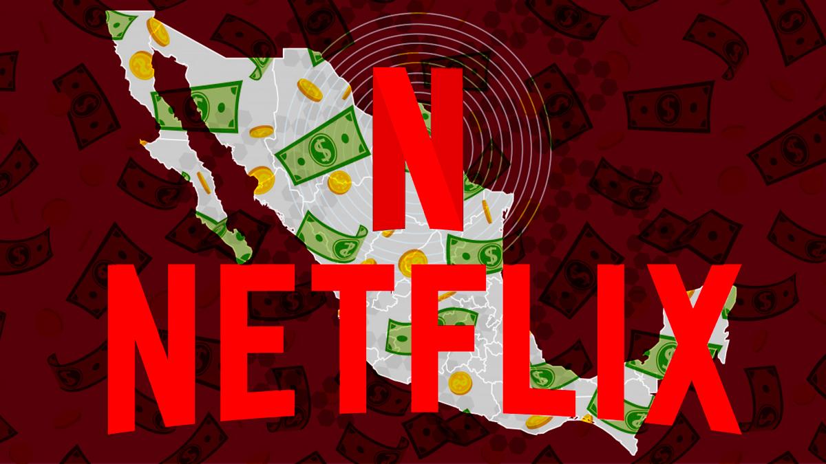 Más de 300 millones de dólares invertirá Netflix en México