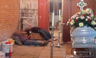 Masacre durante un velorio en Celaya
