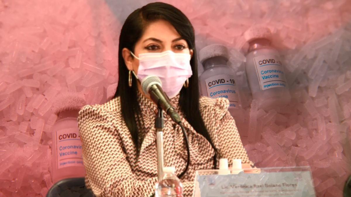 Robo de vacunas contra el Covid-19 en Morelos, confirma ISSSTE