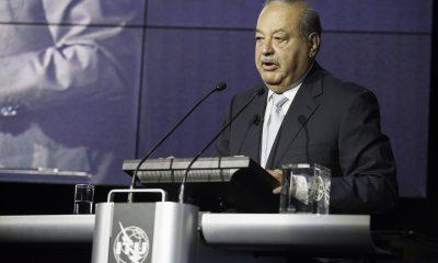 El Empresario Mexicano Carlos Slim Presenta Avances Favorables Tras Dar Positivo a COVID-19