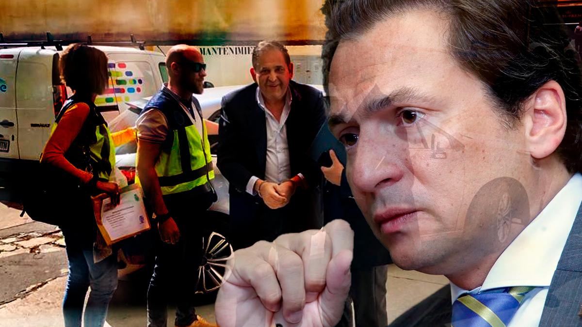 Alonso Ancira es extraditado a México, presunto socio de Lozoya en el saqueo a Pemex