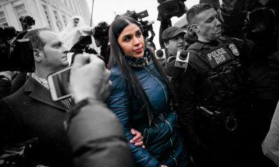 """Emma Coronel, esposa de """"El Chapo Guzmán"""", fue arrestada en Estados Unidos por narcotráfico"""
