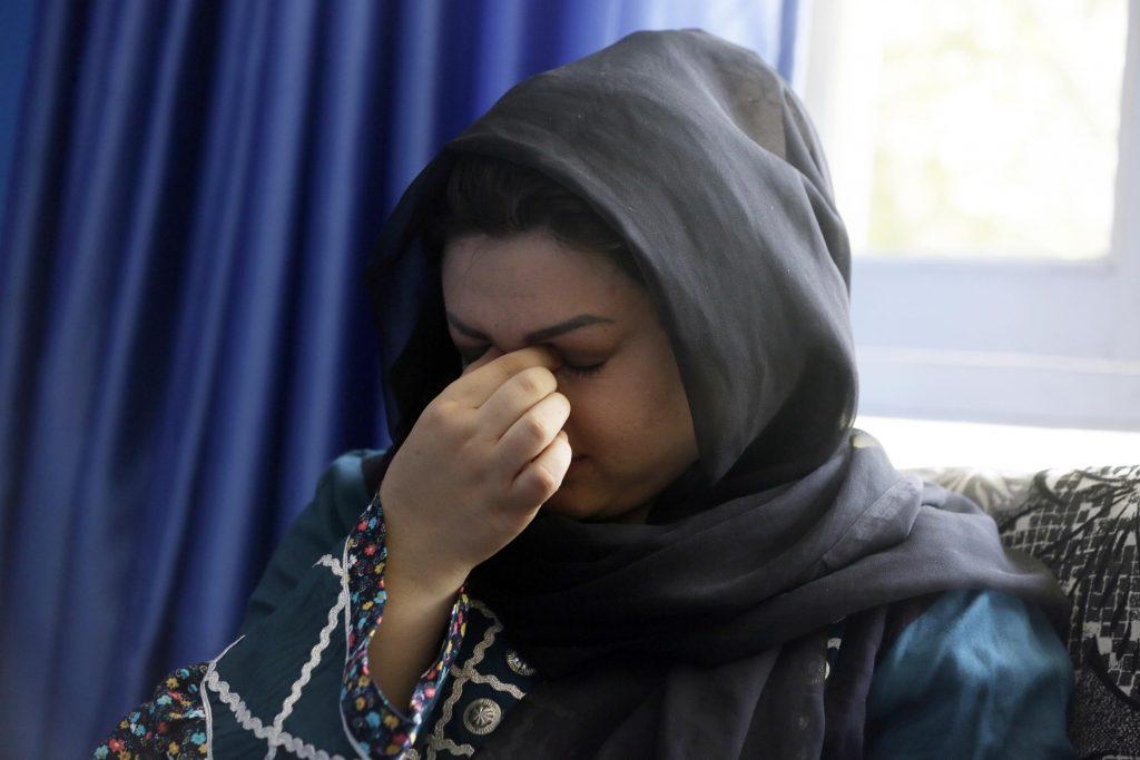 mujer de afganistan